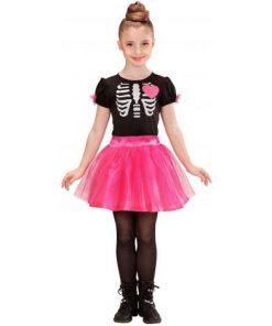 Costum schelet balerina halloween
