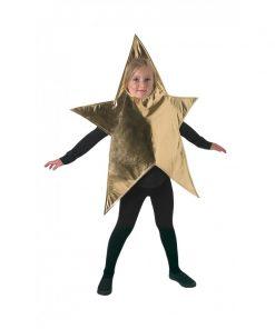 Costum pentru copii, varsta 4-6 ani, model steluta