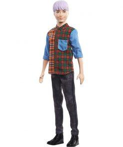 Papusa Barbie Fashionistas, Ken GHW70