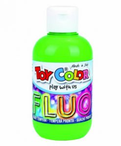 Tempera neon Toy Color, 250 ml