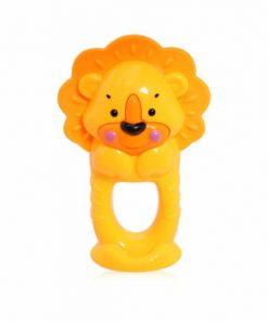 Jucarie zornaitoare bebelusi, Lion