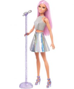 Papusa Barbie Career, Vedeta Pop FXN98