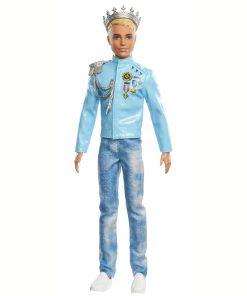 Papusa Barbie Princess Adventure, Printul Ken