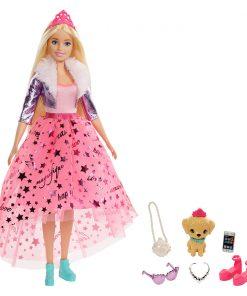 Papusa Barbie Princess Adventure, Printesa Barbie