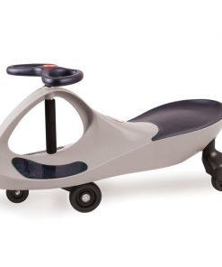 Masinuta fara pedale Didicar, 3 ani+, suporta maxim 120 kg, Gri