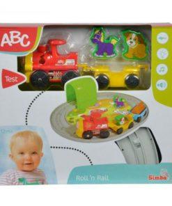 Trenulet Bebe Cu Sine