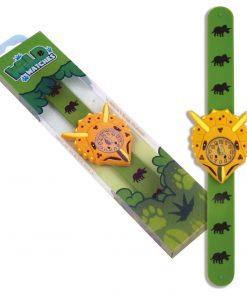 Ceas de mana pentru copii - Triceratops