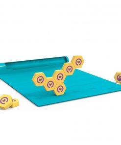 Set de constructie magnetic Plugo Link – Jucarie educativa cu Realitate Augmentata Shifu Shifu019