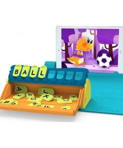 Jucarie educativa Plugo Letters - Sistem interactiv bazat pe Realitate Augmentata Shifu Shifu025