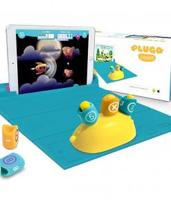 Jucarie educativa Matematica Plugo Count - Sistem interactiv bazat pe Realitate Augmentata Shifu Shifu020