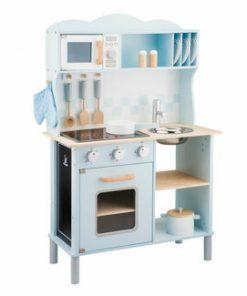 Bucatarie Bon Appetit - Modern Electric Cooking, albastru