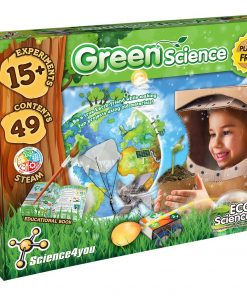 Joc educativ Science4you, Stiinta Verde