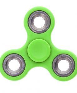 Fidget Spinner Verde Deschis