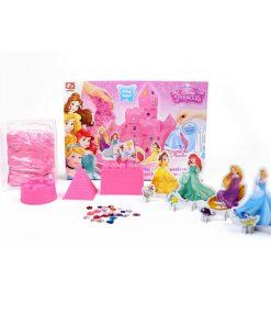 Set nisip kinetic Castelul Disney Princess - Canenco