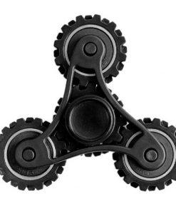 Mechanic Spinner Negru