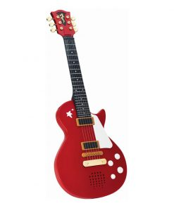 Chitara Rock My Music World, Rosu, 56 cm