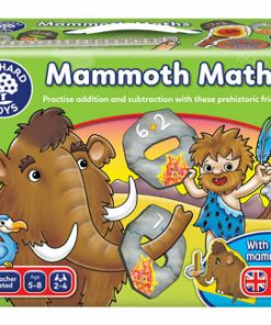 Joc educativ Matematica Mamutilor MAMMOTH MATH