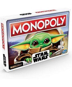 Joc Monopoly Star Wars The Mandalorian The Child (Baby Yoda)