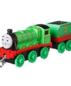 Locomotiva cu vagon Thomas and Friends, Henry GDJ55