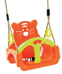 Leagan pentru copii Trix PP portocaliu-verde 4314