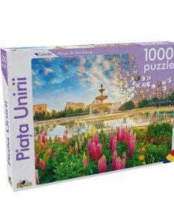 Puzzle Noriel - Peisaje din Romania - Piata Unirii, 1000 Piese