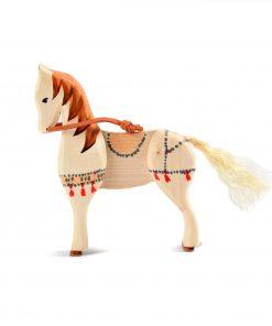 SET Cavalerul dacic si calul de lupta