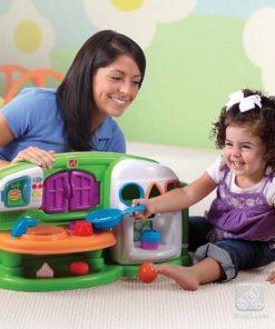 Bucatarie Pentru Copii - Sizzlin Shapes Kitchen