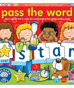 Joc Educativ In Limba Engleza Scrie Corect Contra Cronometru Pass The Word