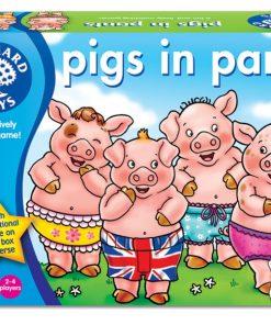 Joc Educativ Purcelusi Cu Pantaloni Pigs In Pants