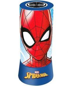 Proiector camera si lampa de veghe Spiderman Marvel SunCity EWA15803MV