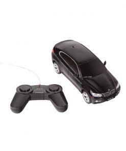 Masina cu telecomanda Rastar BMW X6, 1:24, Negru