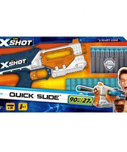 Blaster X-Shot Excel Clip, 16 proiectile