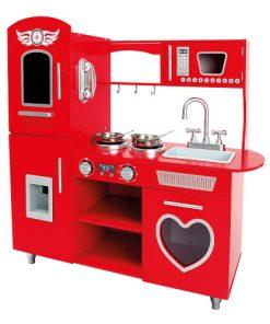 Bucatarie pentru Copii Kitchenette Red