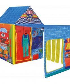 Cort de joaca pentru copii, tip atelier auto
