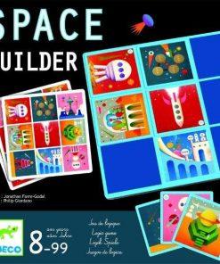Joc de logica djeco, space builder