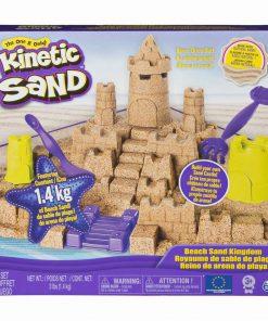 Kinetic sand castelul de nisip