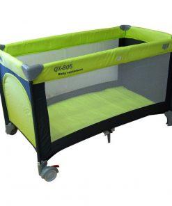 Patut pliabil eurobaby qx-805 - verde