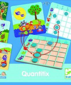 Quantitix - joc de logica djeco
