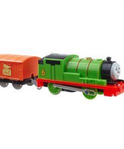 Set locomotiva si vagon Thomas & Friends Trackmaster - Percy (BML07)
