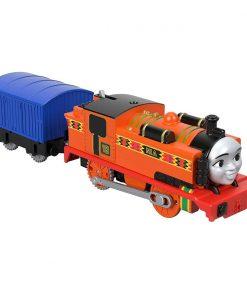 Set locomotiva si vagon Thomas & Friends Trackmaster - Nia (FXX47)