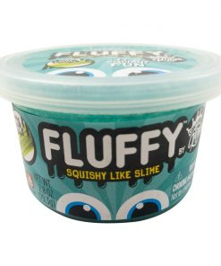 Gelatina Compound Kings - Fluffy Slime, Teal, 75 g