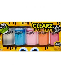 Set Gelatina Compound Kings - Clearz Slime, 450 g