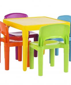 Set pentru copii 1 + 4, multicolor, ZILBO