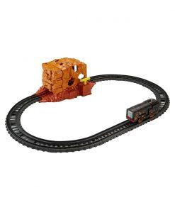 Set de joaca cu locomotiva motorizata, Thomas And Friends, Tunelul