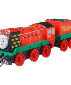 Locomotiva cu vagon Thomas and Friends, Yong Bao FXX14