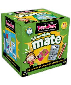 Joc educativ BrainBox - Sa invatam mate