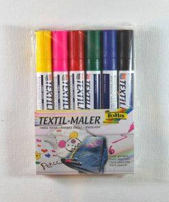 Markere textile Folia