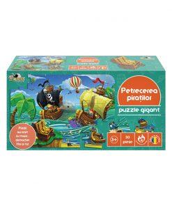Puzzle Gigant Noriel - Petrecerea Piratilor, 30 piese