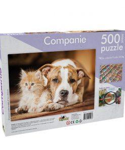 Puzzle Noriel - Companie, 500 piese