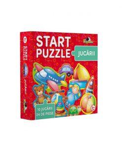 Noriel Puzzle - Start Puzzle, Jucarii